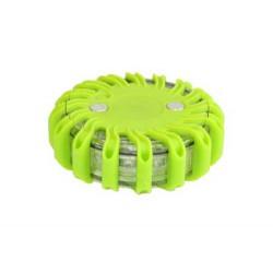 LED Warnleuchte Grün